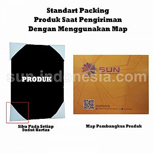 SUN PROFESSIONAL SILK PHOTO PAPER 265 GSM A3 - CANVAS TEXTURE