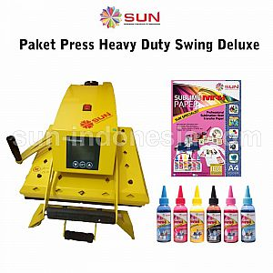 Paket Press Heavy Duty Swing Deluxe