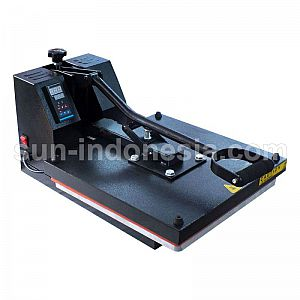 Mesin Press Kaos Sablon Digital Flat EF - 01 38 X 38