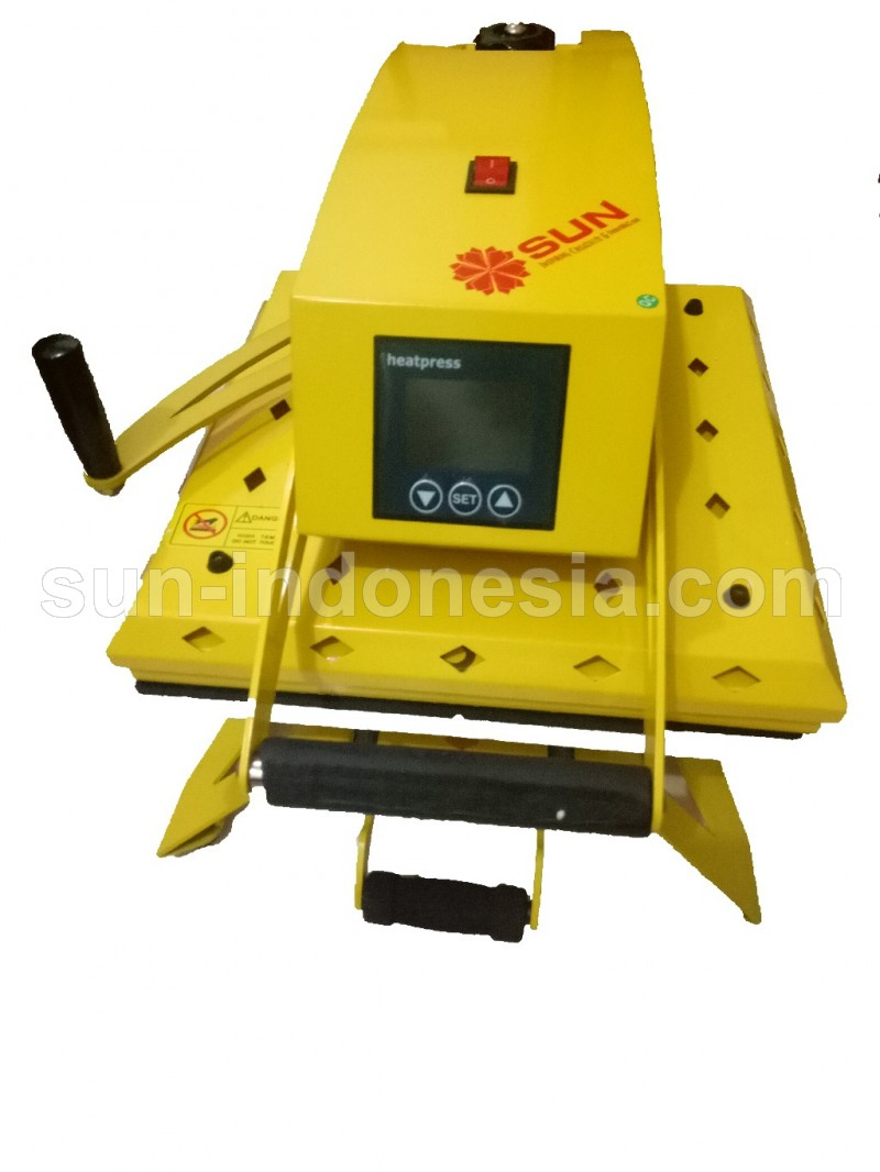 HEAVY DUTY SWINGG HEAT PRESS 38 X 38