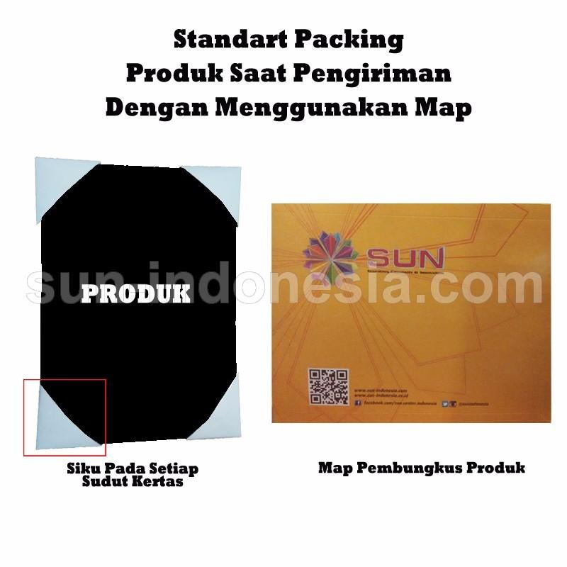 ... SUN Sticker Vinyl Inkjet A4 ...