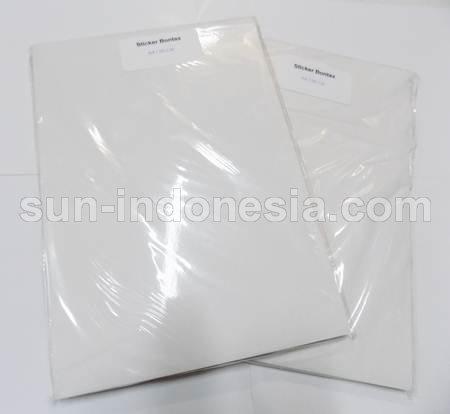 Harga SUN Kertas Sticker Vinyl Inkjet A3 20 Lembar Ulasan Lengkap Source · SUN Paper Sticker Paper Sticker Bontax Camel Sticker Bontax A4 isi 50 Lembar www ...