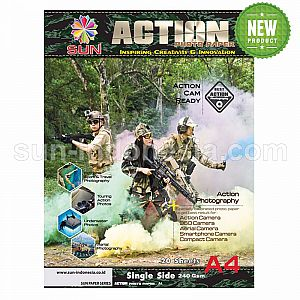 SUN Action Photo Paper A4 - Pre Order
