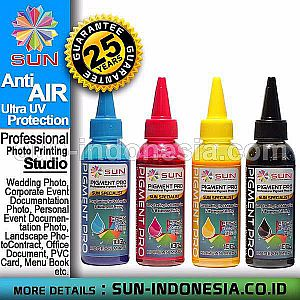 PIGMENT PRO INK 100 ML (1 SET 4 WARNA)