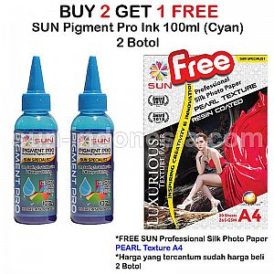 PIGMENT PRO INK 100 ML Bebas Pilih Warna (BUY 2 GET 1 FREE)