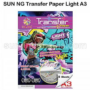 Next Generation Transfer Paper LIGHT A3